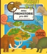 knihaAtlas prehistorie pro děti