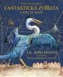 knihaFantastická zvířata a kde je najít