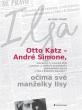 knihaOtto Katz – André Simone očima své manželky Ilsy