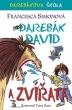 knihaDarebák David a zvířata