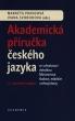 knihaAkademická příručka českého jazyka