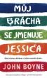 knihaMůj brácha se jmenuje Jessica