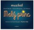 knihaMalý princ – muzikál na CD