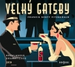 knihaVelký Gatsby (audiokniha)